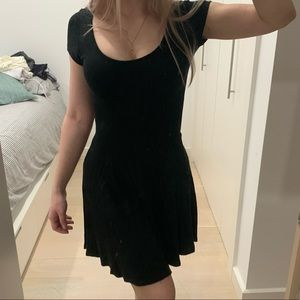 Brandy Melville Black summer dress, one size